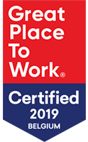 Great Place To Work - Certified 2018 Belgium